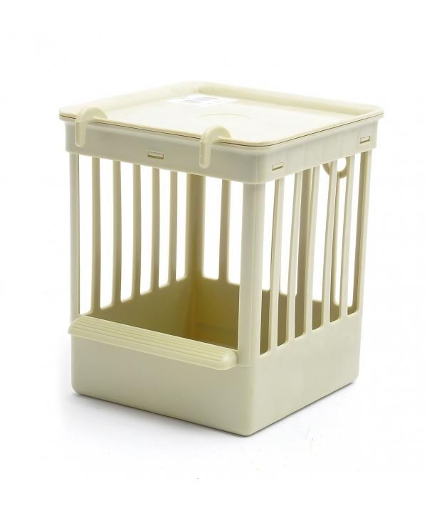 Гнездо для канареек пластиковое, 14*12*13 см (Nestbox plastic canary) 14575