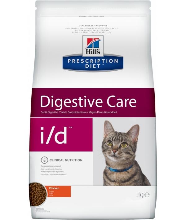 i/D (Ай – Ди) для Кошек – Лечение ЖКТ (Intestinal) 9188U