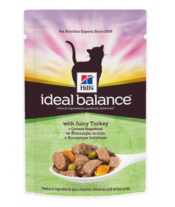 Паучи для взрослых кошек с индейкой и овощами (Adult Turkey&Veg )10024L