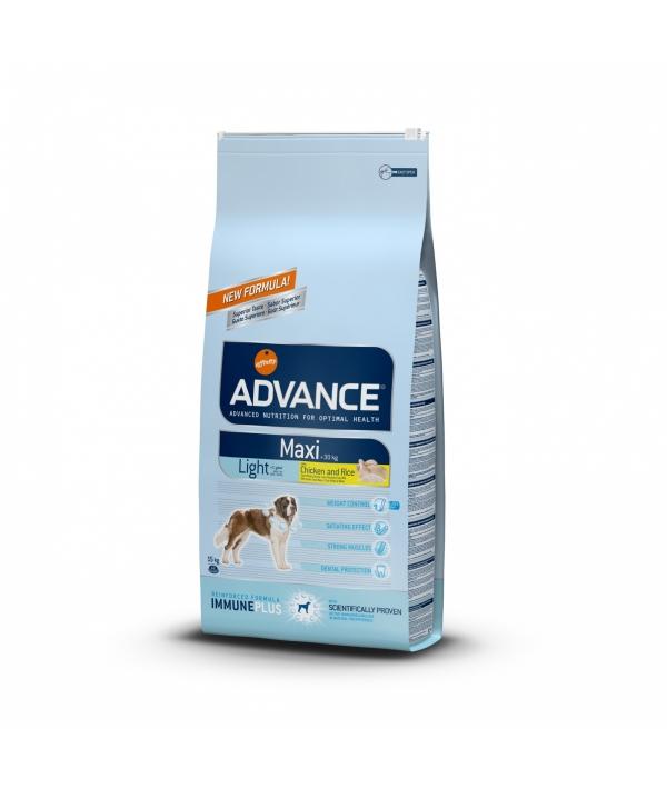 Для взрослых собак крупных пород с курицей и рисом, контроль веса (Maxi Light) 559511 ..