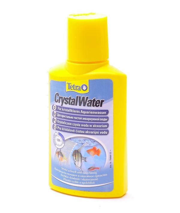 Кондиционер для прозрачности воды Tetra Aqua Crystal Water 100ml 144040