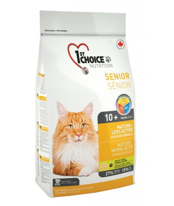 Для пожилых кошек (Mature or less active)