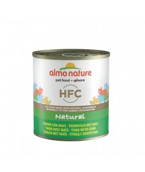 Консервы для кошек с Тунцом и кукурузой (Classic HFC Tuna and Corn) 5157
