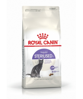 Для кастрированных кошек и котов (Sterilised 37) 496100/ 677100