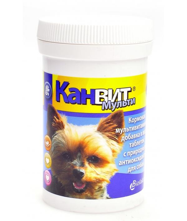 Мультивитамины для собак, таб. (Multi)