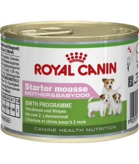 Мусс для щенков до 2 мес., беременных и кормящих сук (Starter Mousse) 664002