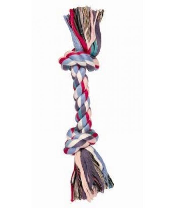 Игрушка д/собак Веревка с узлом, 26см (3272)