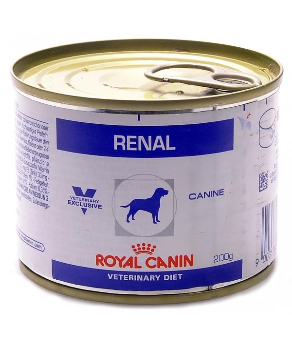Консервы для Собак при почечн. недостаточ. (Renal) 655005