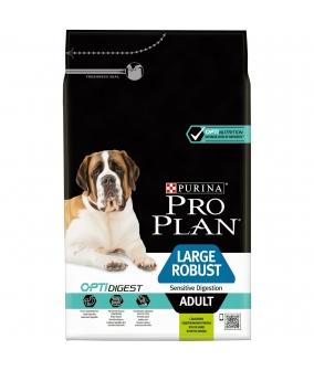 Для собак крупных пород с мощным телосложением с чувствительным пищеварением с ягненком (Large Adult Robust Lamb) 12294785