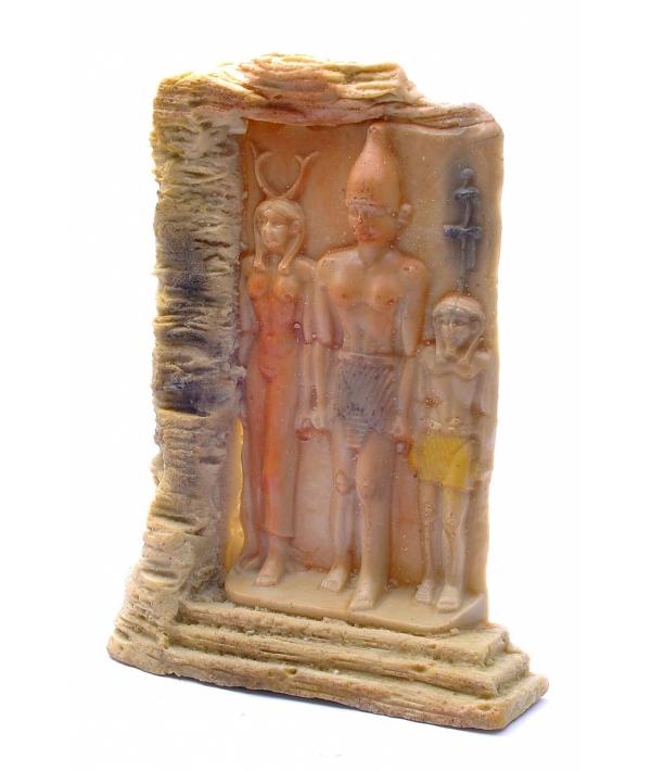 """Декор для аквариумов """"Вертикальный иероглиф"""", 16 * 5 * 23 см (Hieroglyph vertical aqua decor) 44772"""