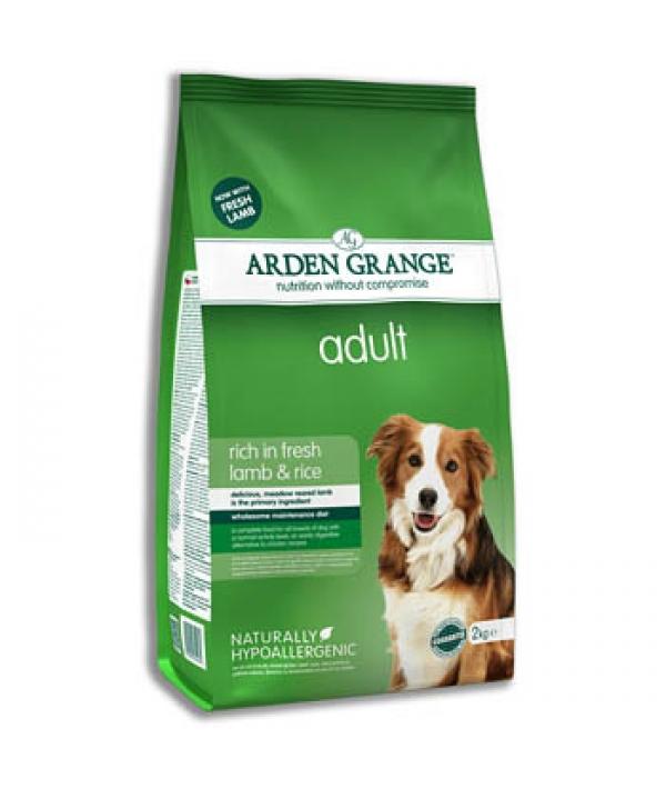 Для взрослых собак с ягненком и рисом (Adult Dog Lamb & Rice) AG604345