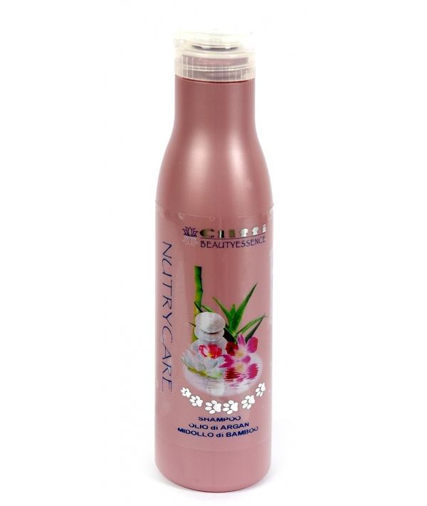 Увлажняющий и питательный шампунь для собак и кошек с аргановым маслом и экстрактом бамбука (Nutrycare shampoo) PCIV043
