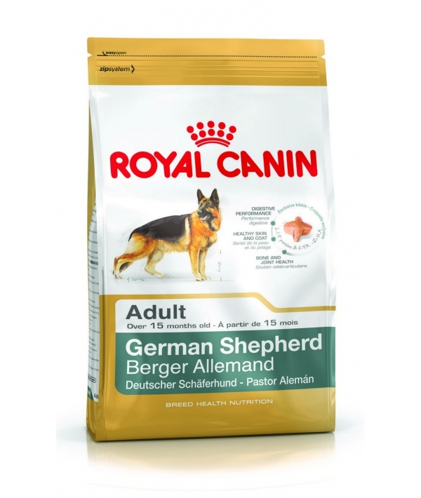 Для взрослой Немецкой овчарки: с 15 мес. (German Shepherd 24) 342030