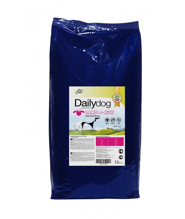 Для взрослых собак мелких пород с ягненком и рисом (ADULT SMALL BREED Lamb and Rice) 239ДД