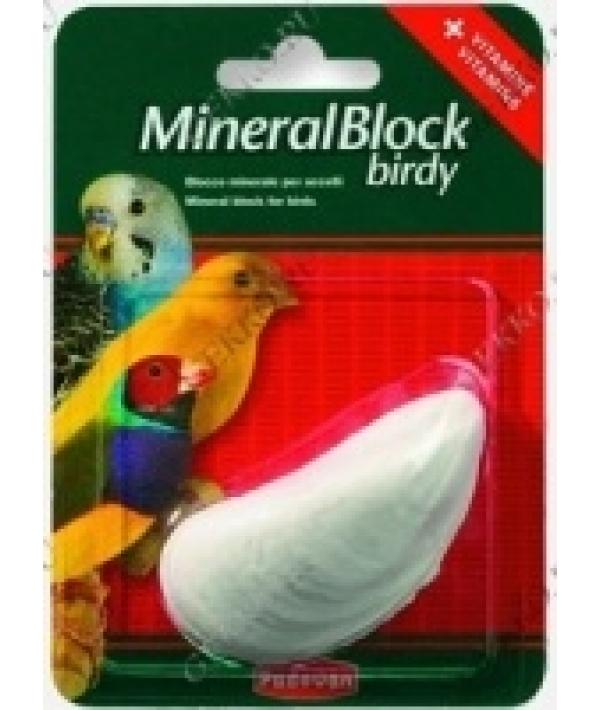 Минеральный блок д/декоративных птиц (Mineralblock Birdy) PP00292