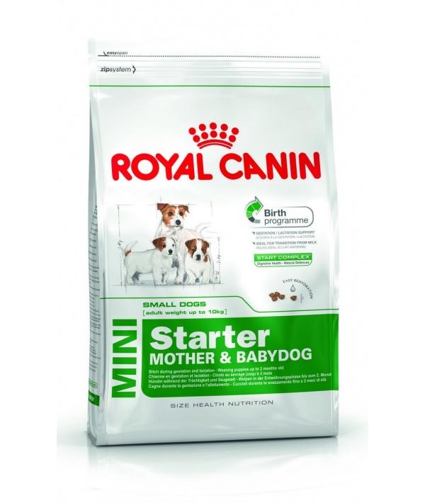 Для щенков малых пород: 3нед.–2 мес., беременных и кормящих сук (Mini Starter) 186010/ 186110