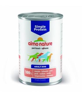 Консервы для собак с чувствительным пищевариением (монобелковый рацион) со Свининой (Single Protein – Pork) 191