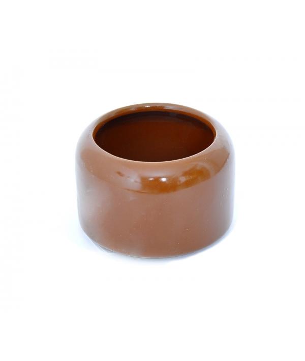 Керамическая миска для собак 8*5 см (Ceramic bowl nr 2) 14102