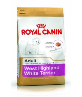 Для Вест Хайленд Уайт Терьера: с 10 мес. (West Highland White Terrier 21) 172030