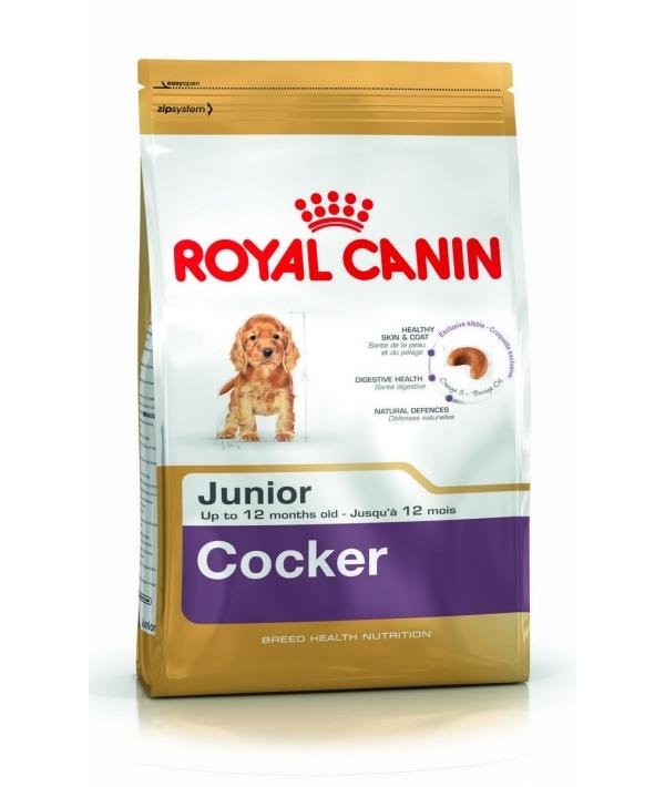 Для щенков Кокер–Спаниеля: до 12 мес.(Cocker junior) 326030
