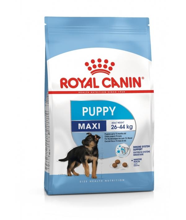 Для щенков крупных пород: 2–15 мес. (Maxi Puppy) 192215/192150