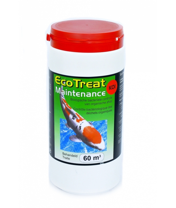 Добавка для чистоты воды в пруду (Maintenance koi 1000 g ecotreat) 47312