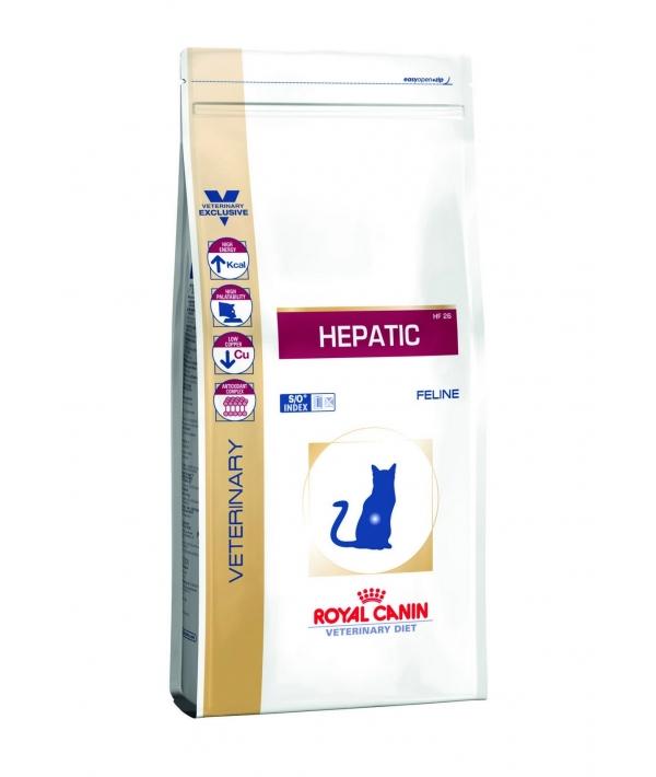 Для кошек – лечение печени (Hepatic HF 26) 737005/ 737105