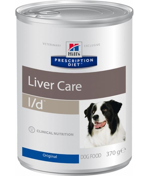 Консервы L/D (ЛД )для собак – Лечение заболеваний печени (Canine L/D) 8011U