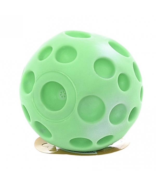 """Игрушка для собак """"Мяч – луна средняя"""" винил С 017"""