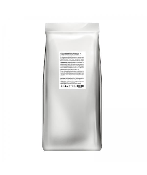 Care для щенков крупных пород от 25кг с ягненком и рисом (Care Junior Large Breed Lamb&Rice) 170124