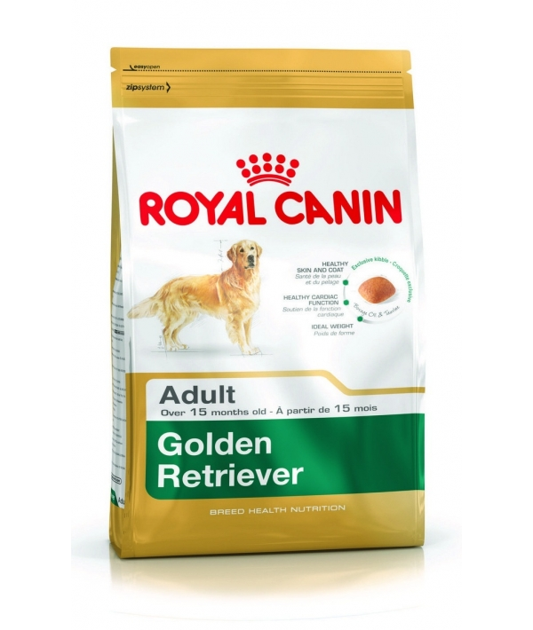Для взрослого Голден ретривера: с 15 мес. (Golden Retriever 25) 369120