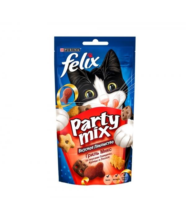 Лакомство Party Mix гриль (12234059)