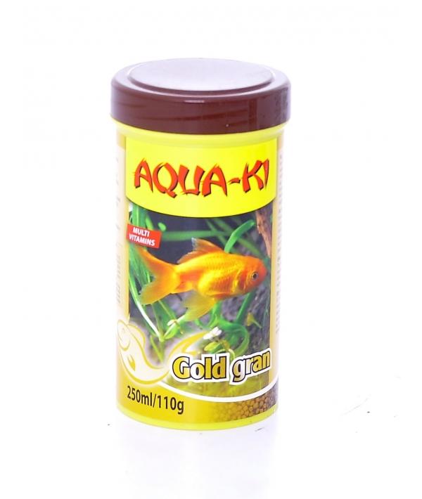 Корм для золотых рыбок, гранулы (AQUA – KI GOLD GRAN 100 ML)