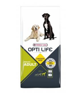 Для собак крупных пород с курицей и рисом (Opti Life Adult Maxi) 431195