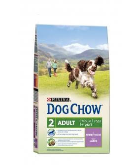 Для взрослых собак с ягненком (Adult) 12308783