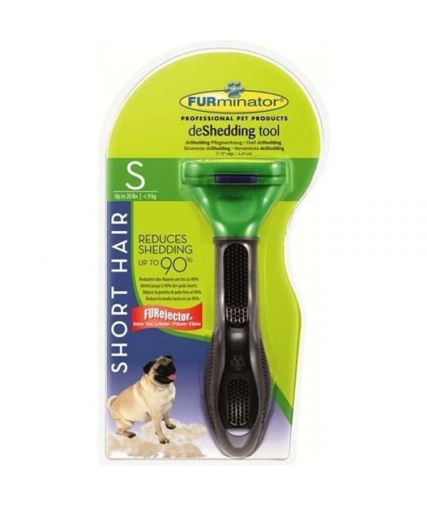 Фурминатор для собак мелких короткошерстных пород, 4 см (SHORT HAIR SMALL DOG) 112082