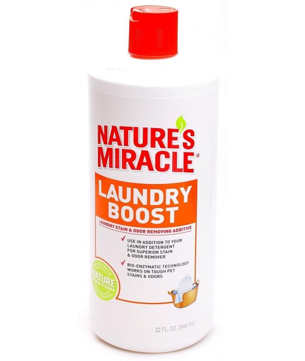 Моющее средство для уничтожения пятен запахов и аллергенов (Laundry Boost – Stain odor additive), enm5556