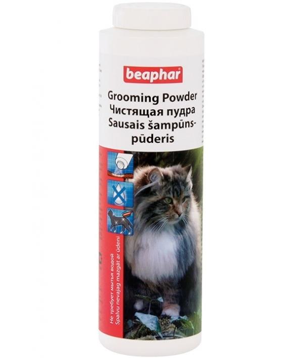 Пудра – шампунь для грумминга Кошек (Bea Grooming Powder for Cats) 10474/10400