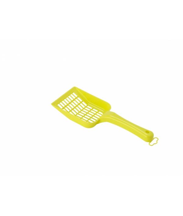 Совок, 10х28х4см, лимонно – желтый (scoopy) MOD – C157 – 329 – P8.