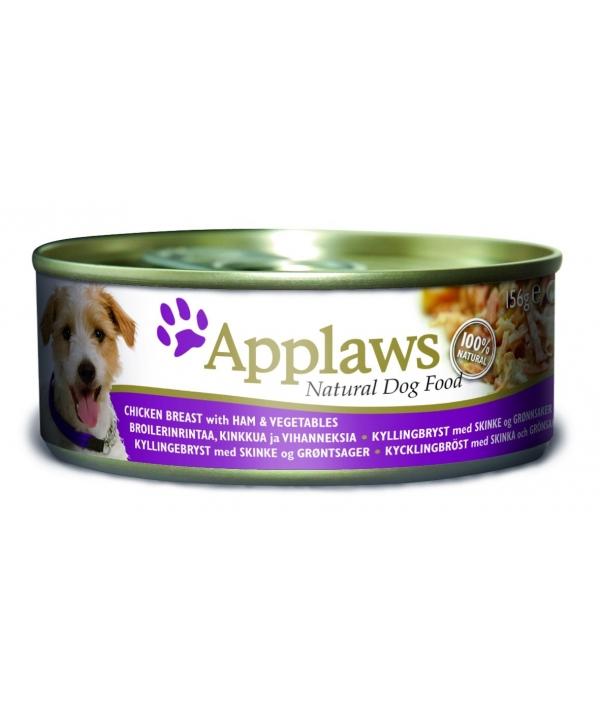 Консервы для Собак с Курицей, Ветчиной и овощами (Dog Chicken, Ham & Veg) 3005CE – A