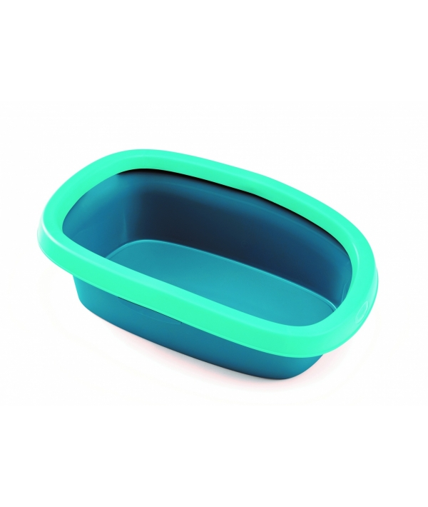Туалет Sprint – 20 Trendy Colour, бирюзово – голубой, 39*58*17см (TOILETTE SPRINT 20 BLU OTTANIO/BLU NIAGARA) 96571