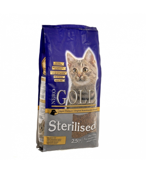 Для профилактики мочекаменной болезни у стерилизованных кошек (Cat Sterilized) 667.1111