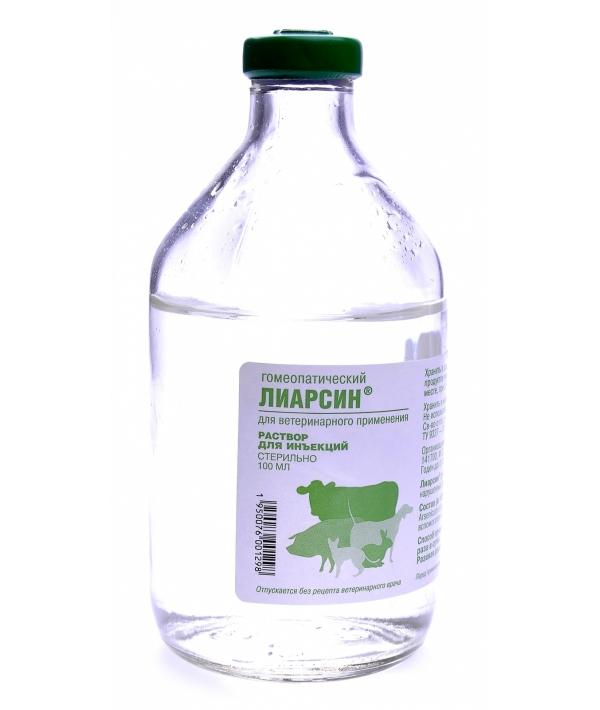 Лиарсин при нарушение обмена веществ 100мл (13436)