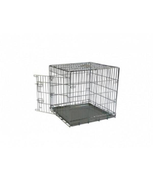 Клетка металлическая с 1 дверкой, 49*33*40см (Wire cage 1 door) 150149