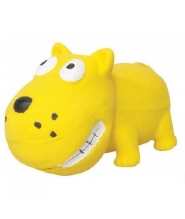 """Игрушка """"Забавный пес"""" для собак, 8см, латекс (5620075)"""