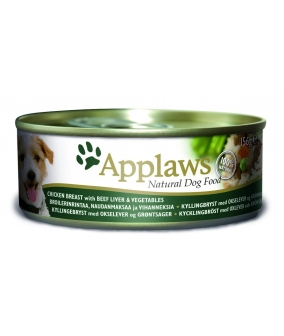 Консервы для Собак с Курицей, Говядиной, Печенью и овощами (Dog Chicken, Beef, Liver & Veg) 3006CE – A