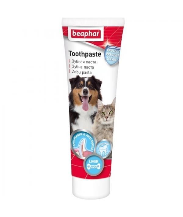 Зубная паста со вкусом печени для собак (13223)
