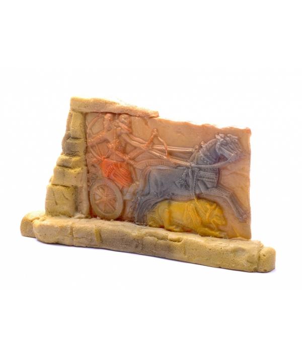 """Декор для аквариумов """"Горизонтальный иероглиф"""", 28 * 4 * 15 см (Hieroglyph horizontal aqua decor) 44773"""