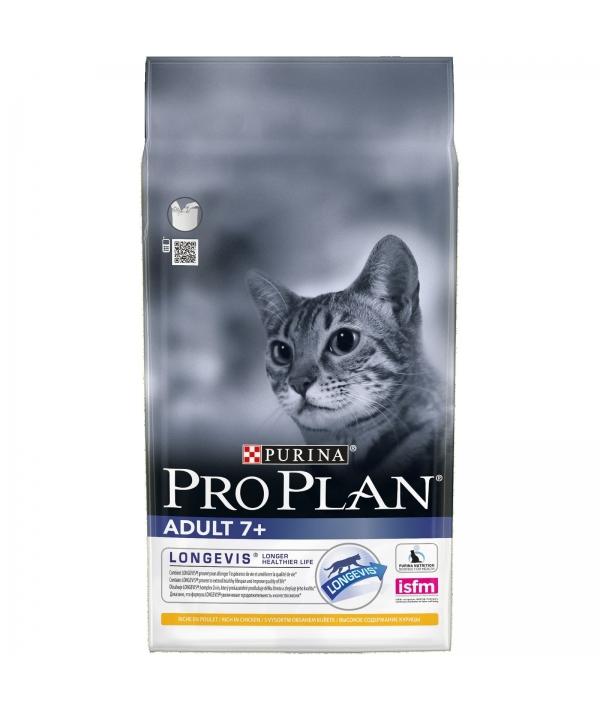 Для пожилых кошек с курицей и рисом (Adult 7+) – 12171842