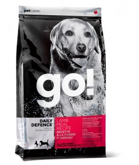 Для Щенков и Собак со свежим Ягненком (Daily Defence Lamb Dog Recipe)24/14